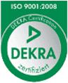 FiB - Dekra zertifiziert